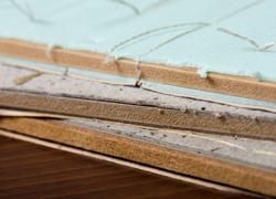床暖房用畳芯材もあります