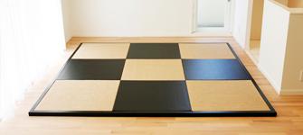 カラー和紙素材の畳表