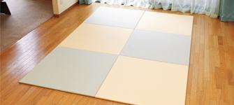 カラー樹脂素材の畳表