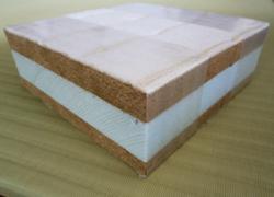 天然木質繊維の畳床
